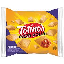 Pepperoni Pizza Rolls Pizza Rolls Bites Totinos