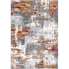 com rugs on elegant distressed abstract orange gray area rug wayfair furniture singapore expo 2017 area rugs