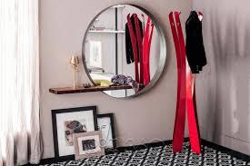 Red Coat Rack Valdo Coat Rack by Cattelan Italia room service 100° 75