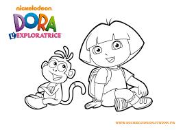 Dora Et Babouche Assis