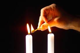 dalet amot of halacha candle lighting time ou torah