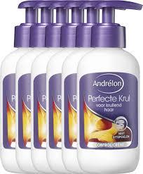 Andrélon Perfecte Krul 6 X 200 Ml Haarcrème