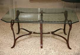 wrought iron and glass coffee table design decorating for artistic lovely small table legs design q1d