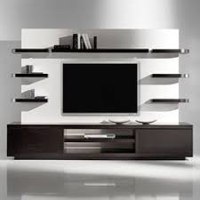 floating shelves ideas around tv - Google Search