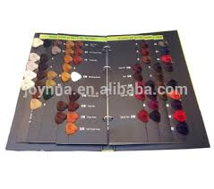 Hair Color Chart Synthetic Hair Color Swatch Book Buy Hair Color Chart Hair Dye Color Chart Hair Color Swatch Book Product On Alibaba Com