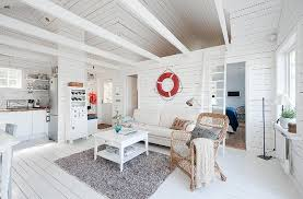A Small Cottage In Sweden With 40 Bedroom And Sleeping Loft In 40 Sq Cool 1 Bedroom Loft Minimalist Collection