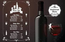 Free Wine List Template Download Free Wine Label Template Download Templates Bottle Shootfrank Co