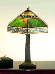 Stained Glass Lamp Shades S Ed Johannesburg Only Mission Style