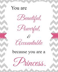 Beautiful Princess Quotes