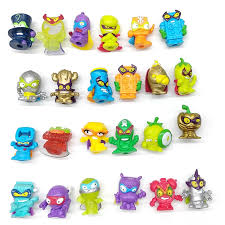 <b>HOT Superzings Series</b> Garbage Doll Rubber Cartoon Anime Action ...