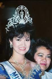 พี่ปุ๋ย ภรณ์ทิพย์ นางงามจักรวาล 1988 : ความงามที่ลงตัว - Pantip
