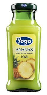 Купить фруктовый <b>сок Yoga ананасовый</b> восстановленный 0.2 л ...