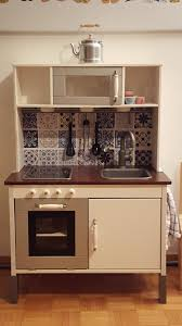 Kitchen Make Over Ikea Play Kitchen Makeover Miss Audrey Sue L I T T L E G