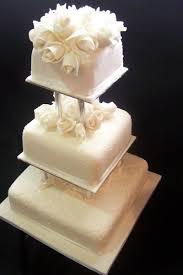 traditional square wedding cakes. Brilliant Traditional 219  Traditional Square To Wedding Cakes A