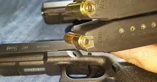 Handgun Caliber Showdown Round 2 45 Acp Vs 10mm