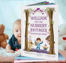 personalised nursery rhymes and poems book our favourite books for children