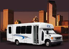 transit and shuttle buses by elkhart coach