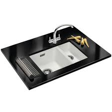 Franke Granite Kitchen Sinks Black Kitchen Sink Cleaning Itu0027s Best To Use A Soft Sponge Or