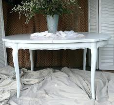 white shabby chic dining table rectangle brown wooden dining table furniture round shabby white black and