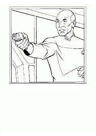 Coloring Pages Star Trek Gifs Pnggif