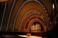 Hill Auditorium U M School Of Music Theatre Dance