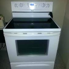 ge glass top stoves glass top stoves for best whirlpool glass top stove convection oven