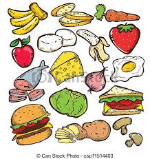 healthy food clipart. Contemporary Healthy Healthy Food Free Clipart 1 On 6