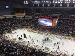 Hershey Bears Giant Center Seating Chart A Fans Travel Guide To The Hershey Bears Nova Caps