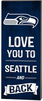 Amazon Com Nfl Seattle Seahawks Love