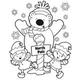 Christmas Coloring Paper Christmas Coloring Pages Free Christmas Coloring Pages For Kids