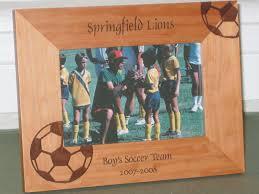 soccer team picture frame personalized frame laser engraved soccer large 24 jpg