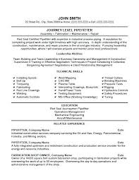 Apprentice Sample Resumes Best Plumber Resume Plumber Resume Sample Plumber Resume Resume Samples