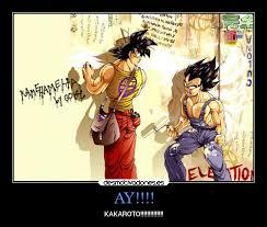 goku y kakaroto son el mismo