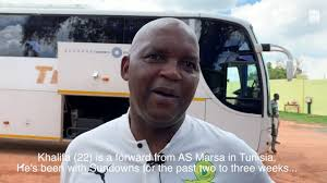 Mamelodi sundowns may have only recently brushed aside golden arrows in the mtn8, but sundowns coach if we don't win, get a draw. Pitso Mosimane Mamelodi Sundowns Coach Confirms Tunisian Trialist Youtube