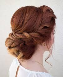 jci makeup talk prom 2016 redhead updo