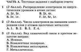 Контрольная работа по теме Металлы  hello html 45df471f png