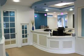 dental office front desk design.  Office Captivating 10 Office Front Desk Inspiration Design Of Throughout Dental