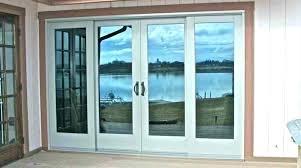 doors with blinds inside patio french glass door walls between the reviews