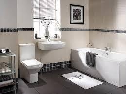 Black And White Bathrooms Black And White Bathroom Tile Design Ideas Best Home Design Cool