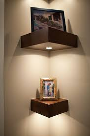 nice decorative corner shelf winsome modest decoration best 25 wall idea on wood bathroom kitchen