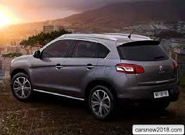 2018 peugeot 4008. perfect 2018 20182019 peugeot 4008 u2013 a true allwheel drive crossover while he kept  the best traditions of peugeot it is not only practical but also  in 2018 peugeot e