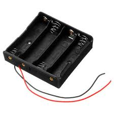 <b>3pcs plastic battery storage</b> case box battery holder for 4 x 18650 ...