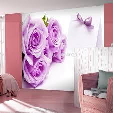 Purple Wallpaper For Bedroom Purple Rose Bedroom Wallpaper Best Bedroom Ideas 2017