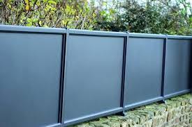 black vinyl privacy fence. Black Fence Panels Aluminum Fencing Uk . Vinyl Privacy C