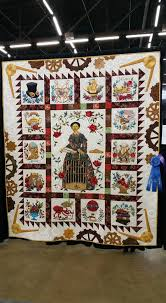 Check Out This Amazing Steampunk Quilt - GeekMom & Reading Time: 2 minutes Steampunk Quilt Adamdwight.com