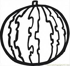Small Picture Watermelon 8 Coloring Page Free Watermelon Coloring Pages