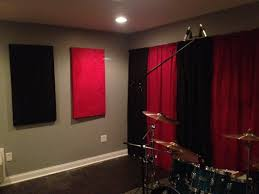 Drum Soundproofing Panels Cheap Foam How To Insulate Room From Soundproofing A Bedroom For Drums