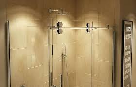 maax halo shower door