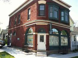dating victorian buildings
