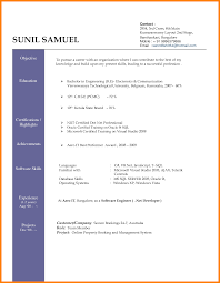 5 Cv Template Doc Download Theorynpractice
